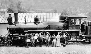 #1 F.F. Searing at Andes 1907sm